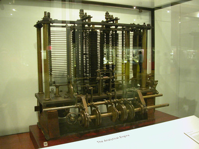 Object: analytical engine