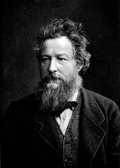 Porträt: William Morris