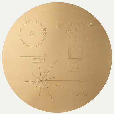 Objekt: Voyager Golden Record