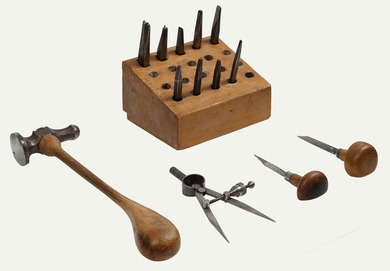 Objects: engraving tools
